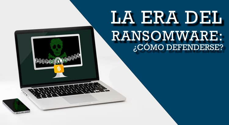 Ransomware: 10 tips para protegerse.