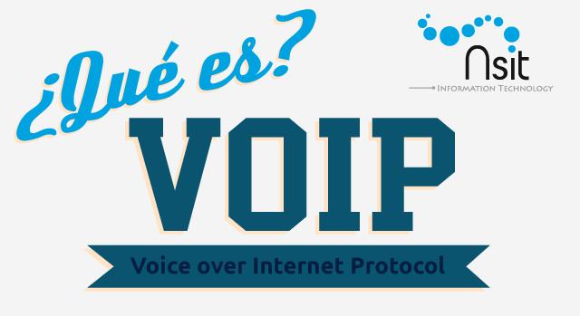 VoIP: ¿Qué es?