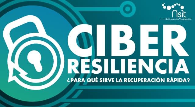 NSIT: Ciber-Resiliencia