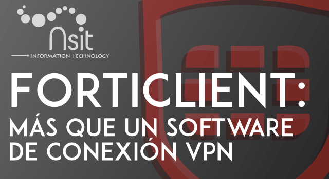 Forticlient VPN: NSIT
